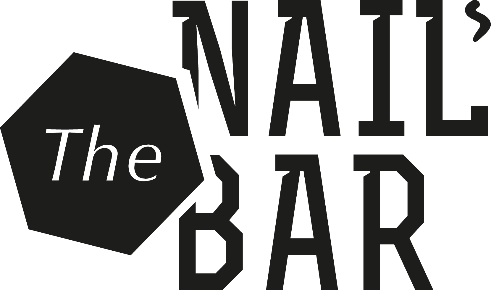 The Nails Bar logo